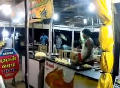 Video Roti Cana Terbang !
