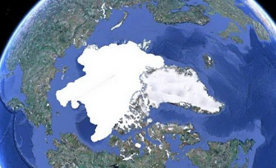 Kutub Utara Yang Semakin Cair !