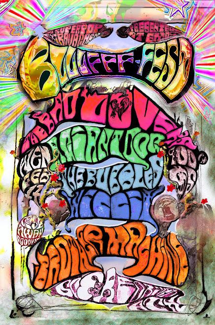BLLLFFF-FEST poster