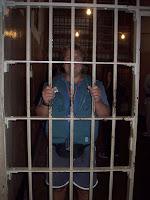 J in Alcatraz