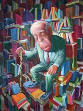 Borges y Libros