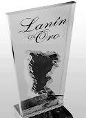 Nominación de Honor Lanin de Oro