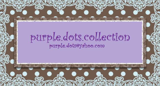 Purple Dots Collection