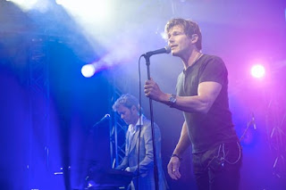 The A-ha band: Splitting and Joining of A-ha Band