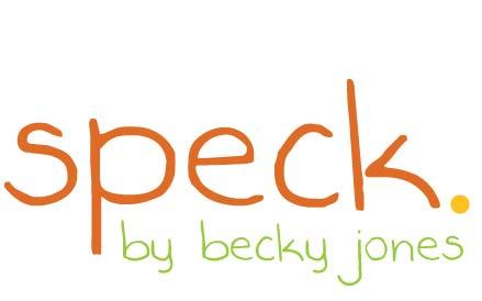 speck by becky jones