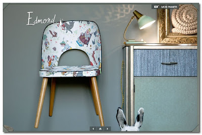 edmond mobilier vintage