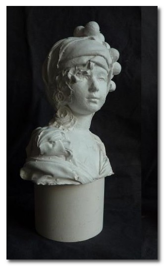 kathy dalwood plaster busts