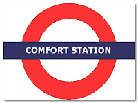 comfort station london