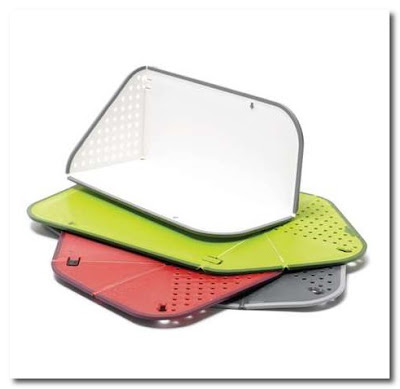 Folding Chopping Board/Colander joseph joseph