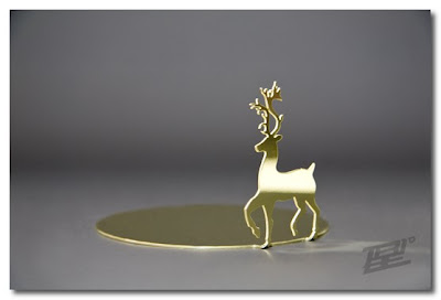 reindeer coaster from tribe