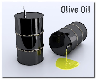 olive oil cans by daniel klajnberg