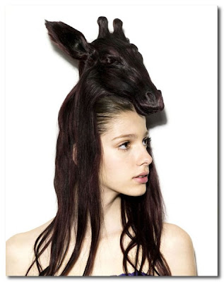 hair hats by nagi noda