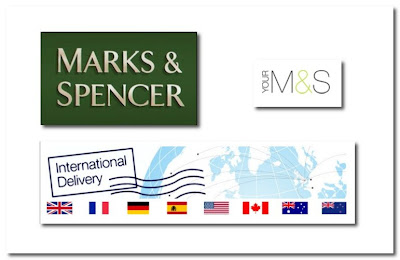 marks and spencer international shipping