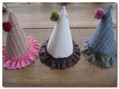 party hats by jess brown