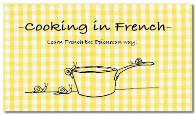 Cooking In French