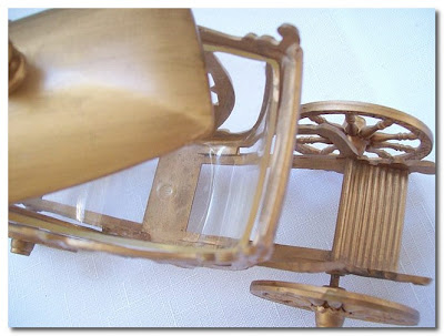 Whimsical Vintage Carraige