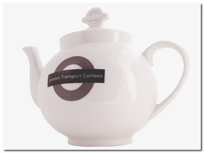 london transport teapot w2 products
