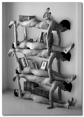 men bookshelves