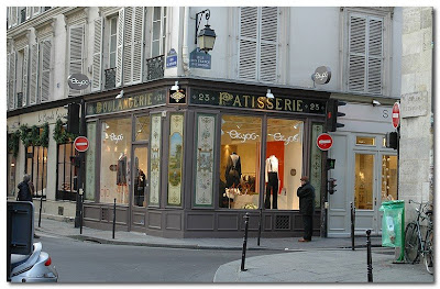 paris marais shop