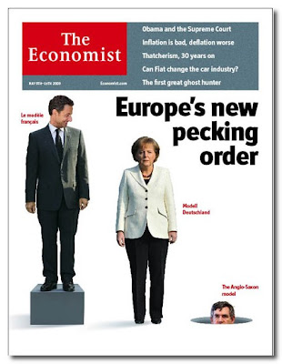 europe's new pecking order