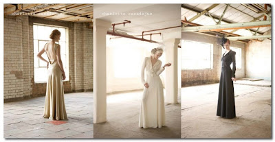 Charlotte Casadejus wedding dresses