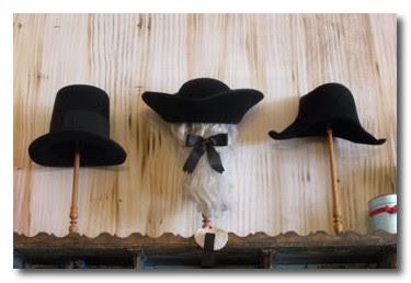 tricorne, bicorne and topper hat bellocchio