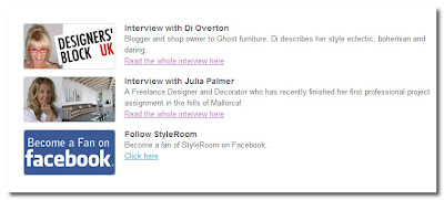 style room interview with di overton