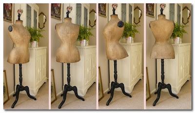 Corset Laced Mannequins