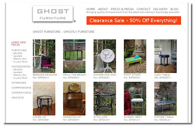 ghost furniture