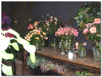 florist shop at merci paris