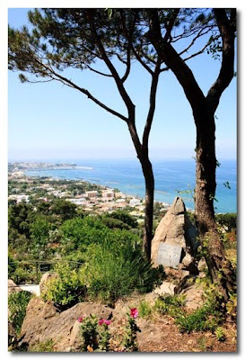 A Garden On The Island of Ischia