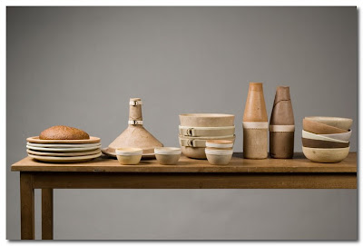 Baked Tableware by Formafantasma