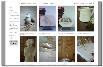 little leftovers ghost furniture