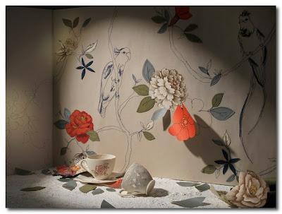 claire coles wallpaper collage