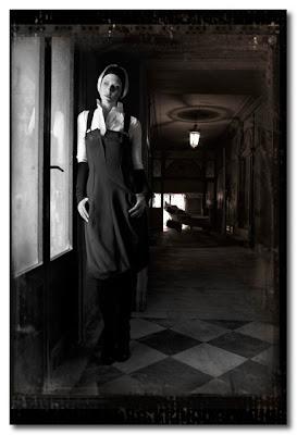 Annette Goertz In Venice