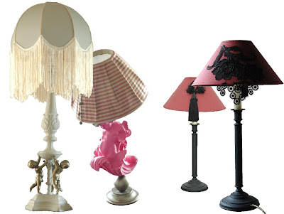 ghost furniture lamps