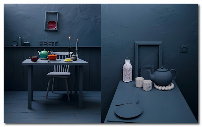 interiors in grey