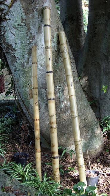 Didgeridoos Kokopelli Bamboo
