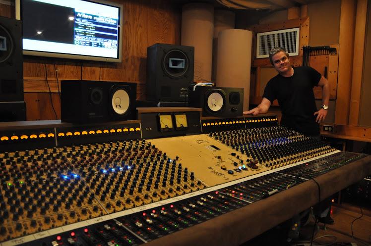 Me in Studio B