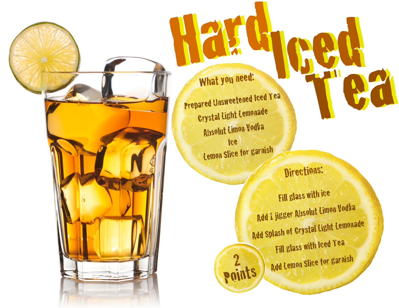 Hard Iced Tea