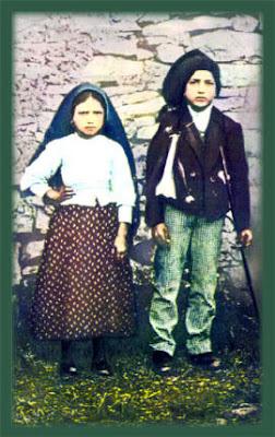 Niam Mab Liab Tshwm Sim nyob Fatima - Page 2 Jacinta+and+francisco