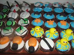 make up cupcakes  9/01/10