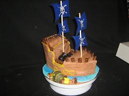 small pirate ship