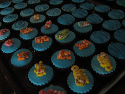 more St Josephs cupcakes