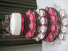 wedding cupcakes 7.11.09