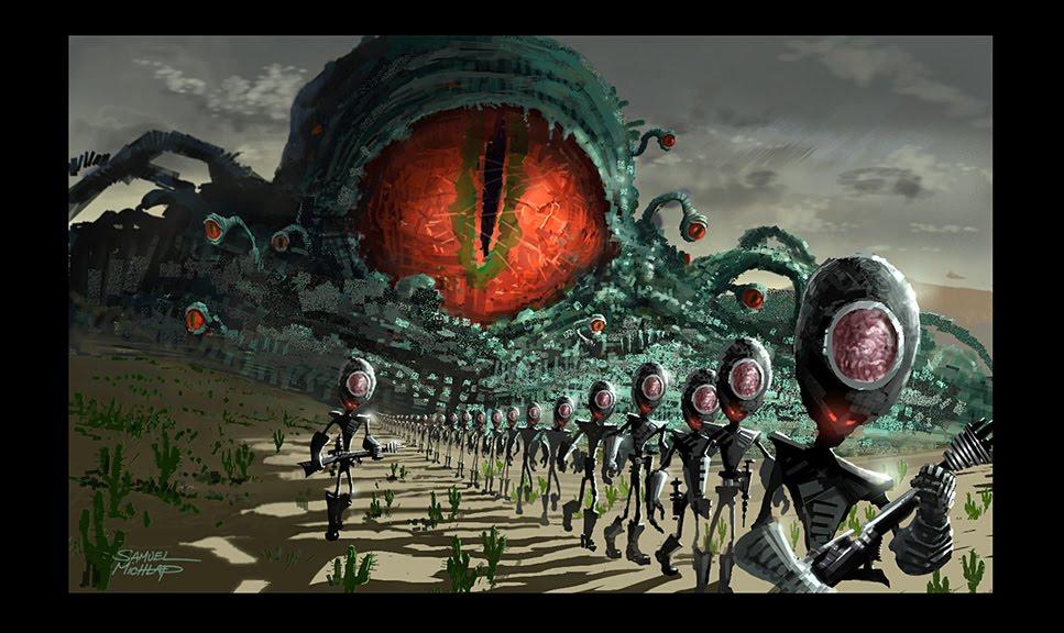 Monsters vs aliens hentai - 4 3