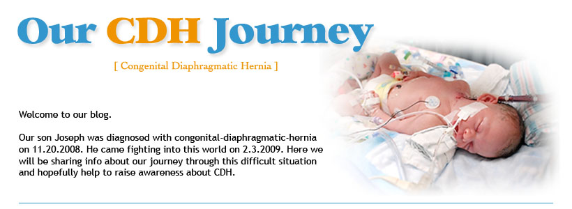 Our CDH Journey