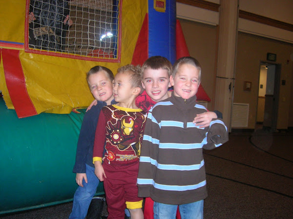 Gavin With Friends