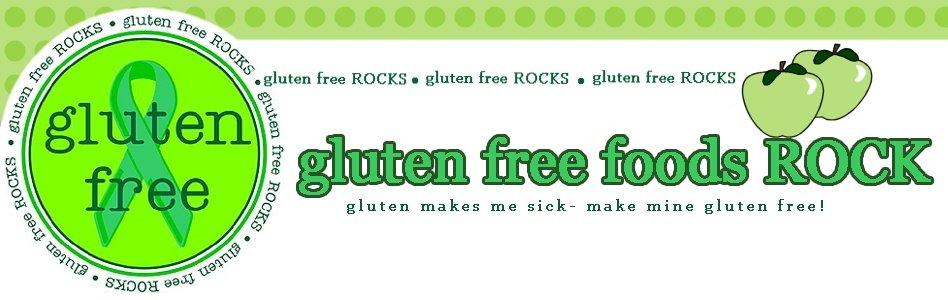 Gluten FREE foods ROCK