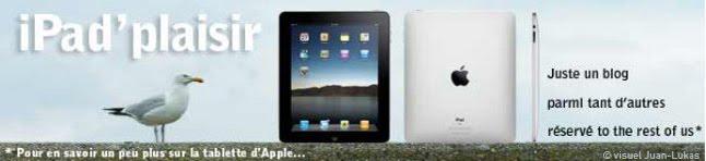 iPad'plaisir